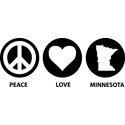 Peace Love Minnesota