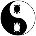 Yin Yang Turtle