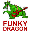 Funky Dragon T-shirts & Gifts
