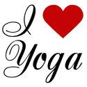 I Love Yoga T-shirts & Gifts