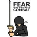 Ninja Combat Quote