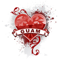 Heart Guam