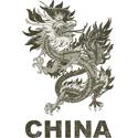 Vintage China Dragon