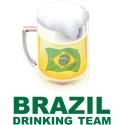 Brazil Drinking Team