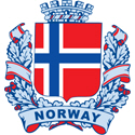 Stylish Norway Crest