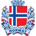 Stylish Norway Crest