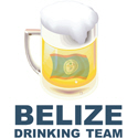 Belize Drinking Team