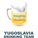 Yugoslavia Drinking Team