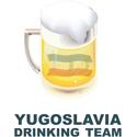 Yugoslavia Drinking Team