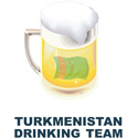 Turkmenistan Drinking Team