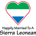 Happily Married Sierra Leonean