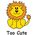 Too Cute Lion