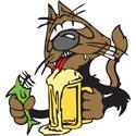 Beer & Cat