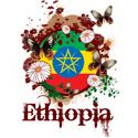Butterfly Ethiopia T-shirt