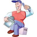 Repairman T-shirt, repairman T-shirts
