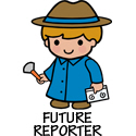 Reporter T-shirt, Reporter T-shirts