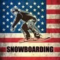 Grunge USA Snowboarding