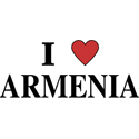 I Love Armenia Gifts