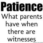 Patience For Parents