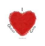 I (heart) Ocicats