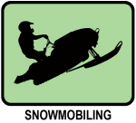 Snowmobiling (GREEN)
