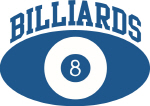Billiards (blue circle)