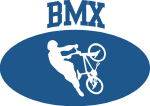 BMX (blue circle)