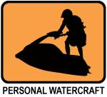 Personal Watercraft (orange)