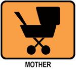 Mother (orange)
