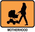 Motherhood (orange)