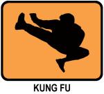Kung Fu (orange)