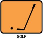Golf (orange)