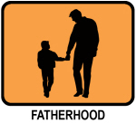 Fatherhood (orange)
