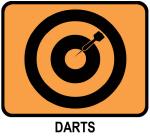 Darts (orange)