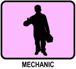 Mechanic (pink)