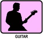 Guitar (pink)