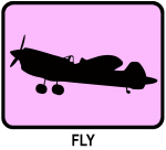 Fly (pink)