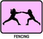 Fencing (pink)