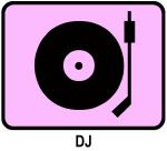 DJ (pink)