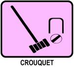 Crouquet (pink)