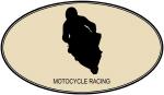 Motocycle Racing (euro-brown)