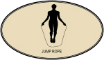 Jump Rope (euro-brown)
