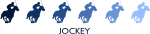 Jockey (blue variation)