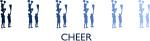 Cheer (blue variation)
