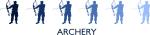 Archery (blue variation)