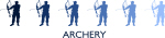 Archery (blue variation)