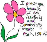Fearfully & Wonderfully Made - Color