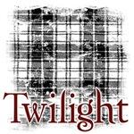 Twilight - Plaid Square