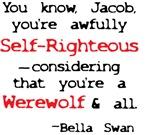 Self-Righteous Werewolf