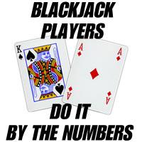 Blackjack Players Do It...